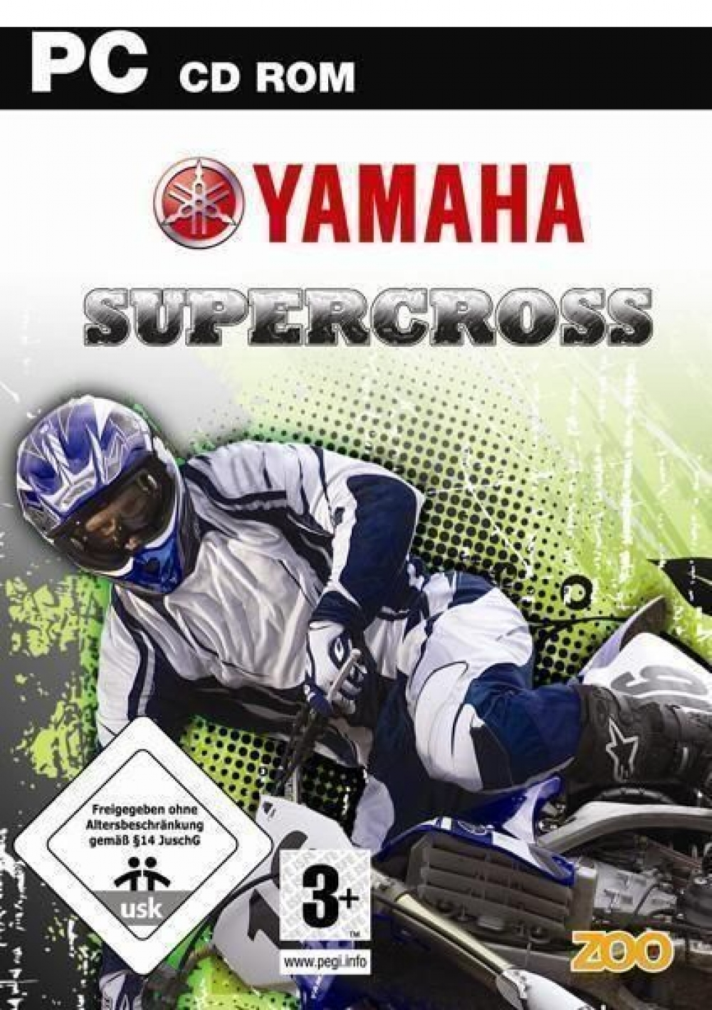 Joc Yamaha Super Cross PC imagine
