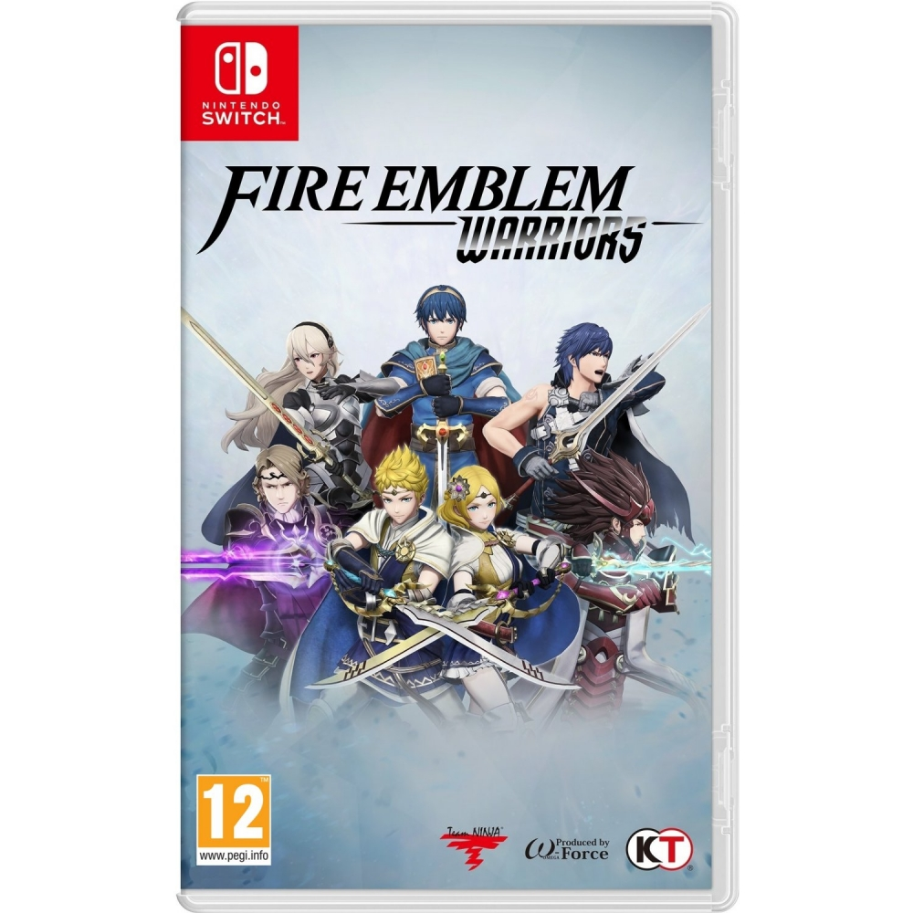 Joc Fire Emblem Warriors pentru Nintendo Switch imagine