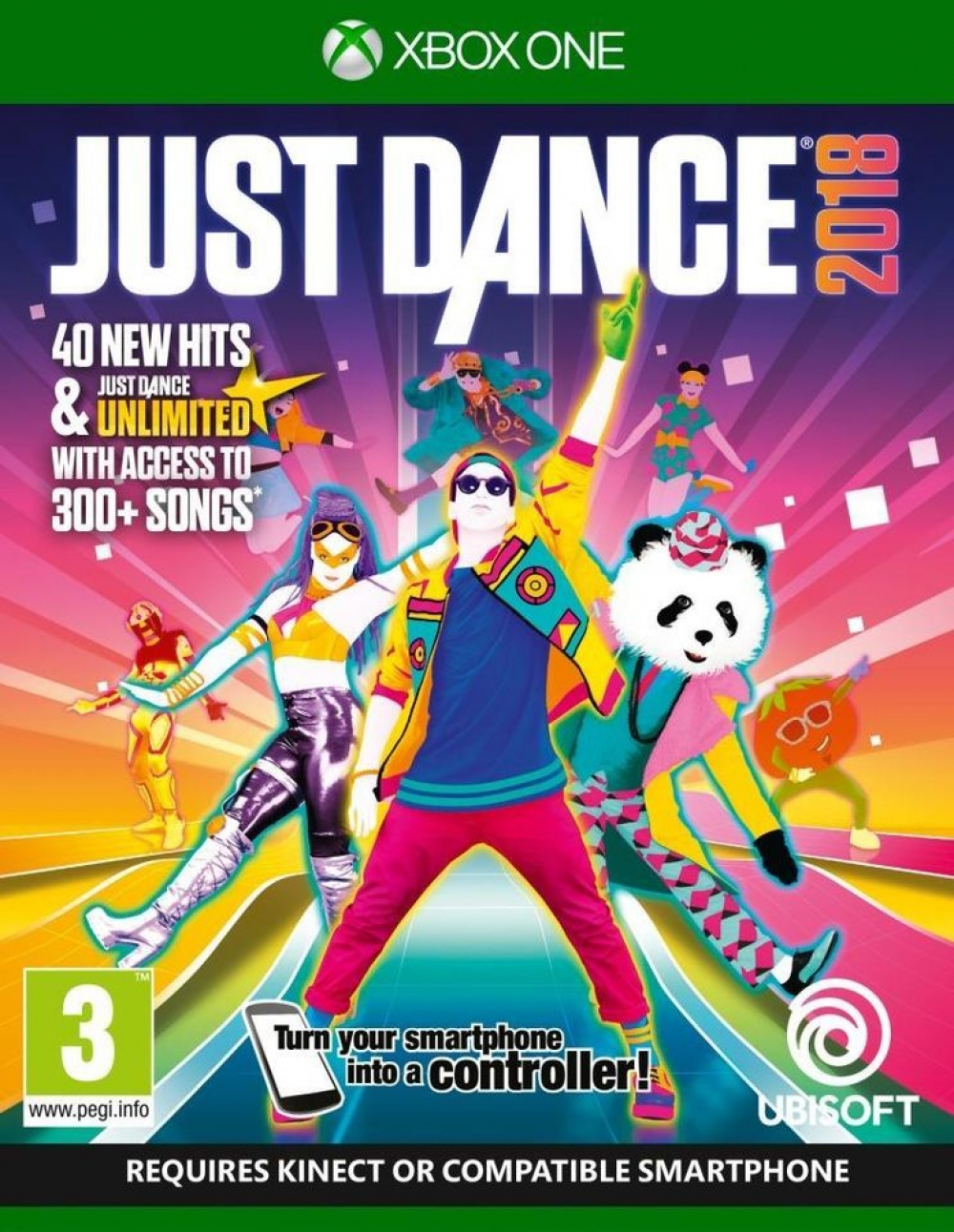 Joc Just Dance 2018 pentru Xbox One imagine