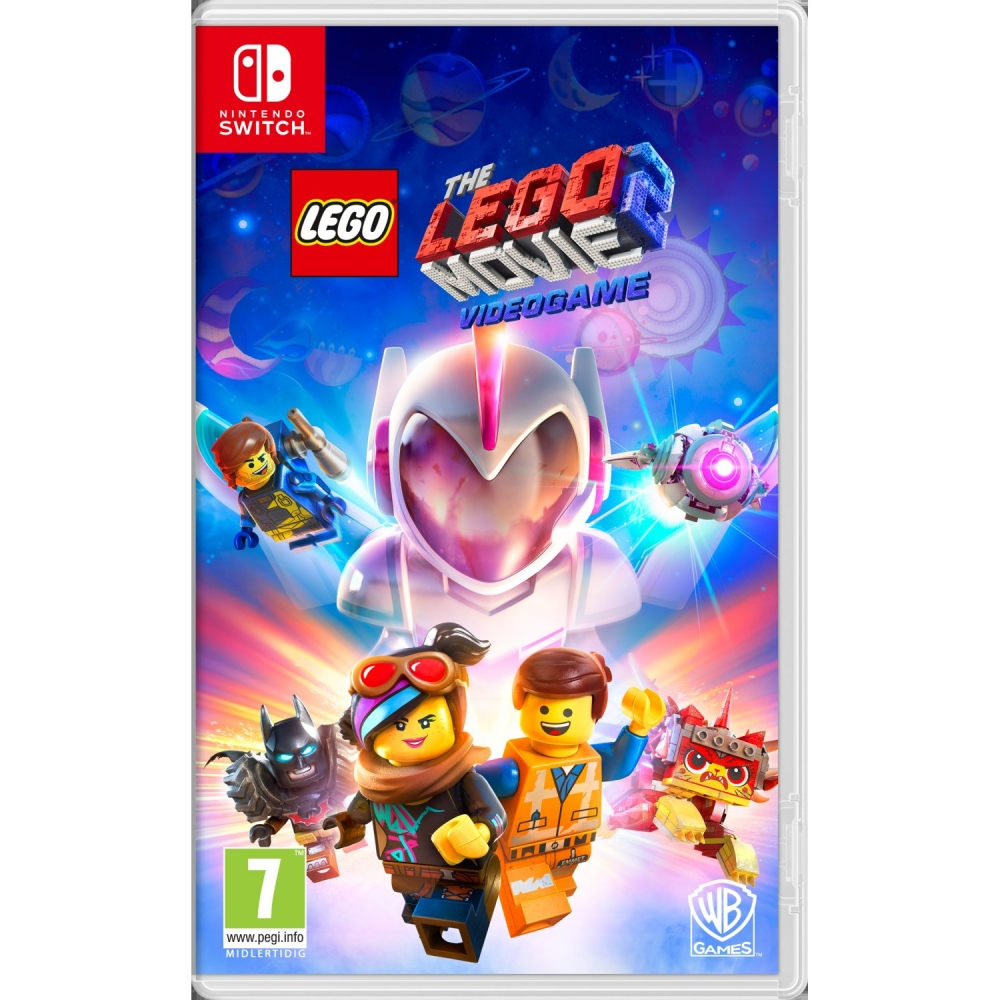 Joc Lego Movie Game 2 pentru Nintendo Switch imagine