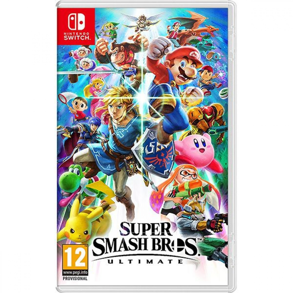 Joc Super Smash Bros Ultimate pentru Nintendo Switch imagine