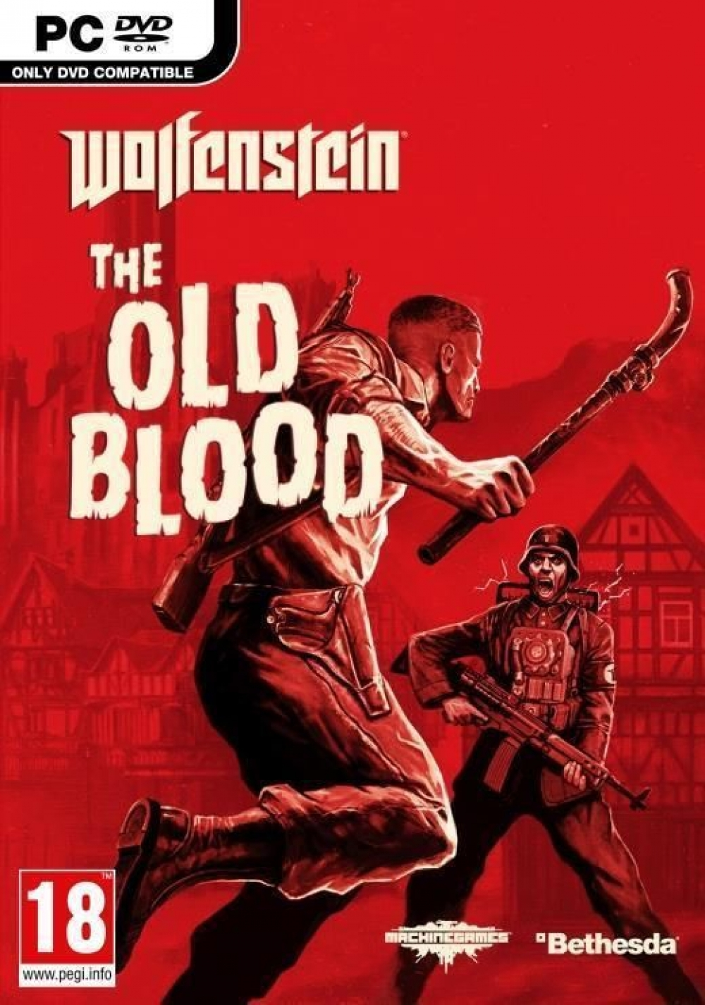 Joc Wolfenstein The Old Blood pentru PC imagine