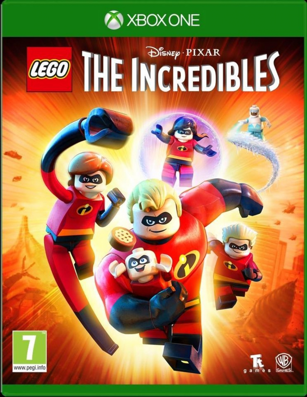 Joc Lego The Incredibles pentru Xbox One imagine