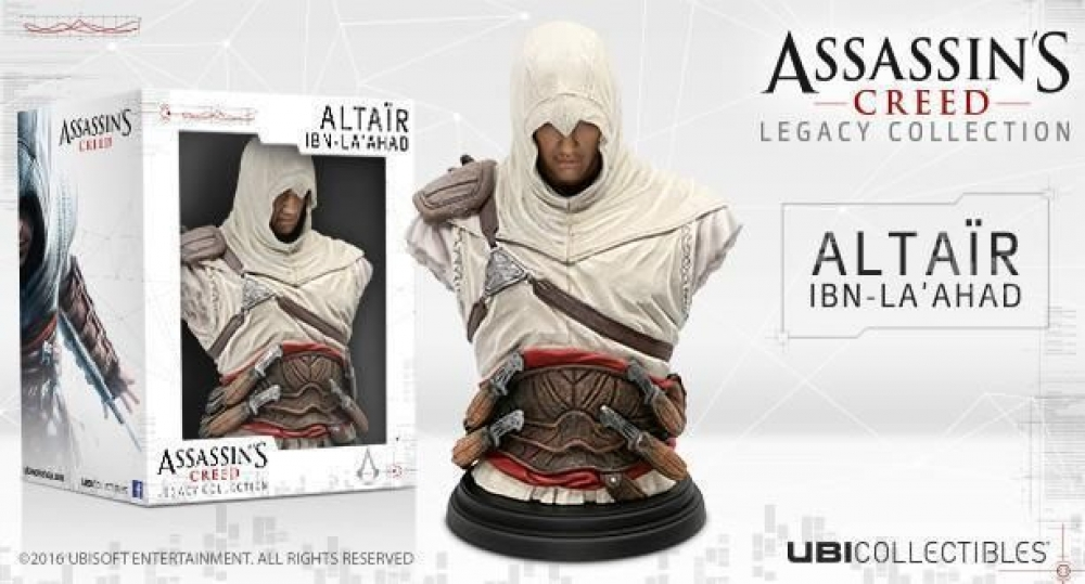 Figurina Assassins Creed Altair Bust