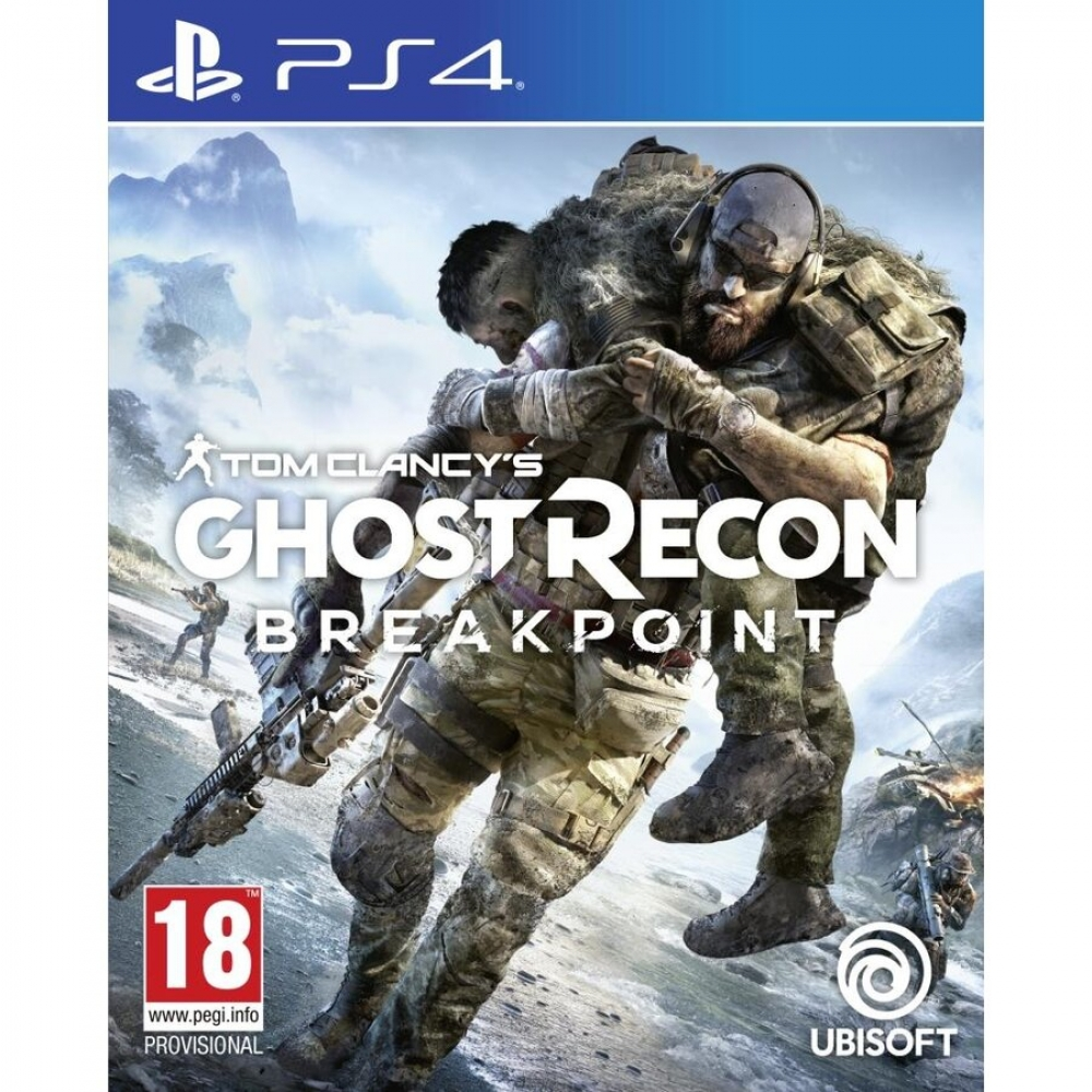 Joc Ghost Recon Breakpoint pentru PlayStation 4 imagine