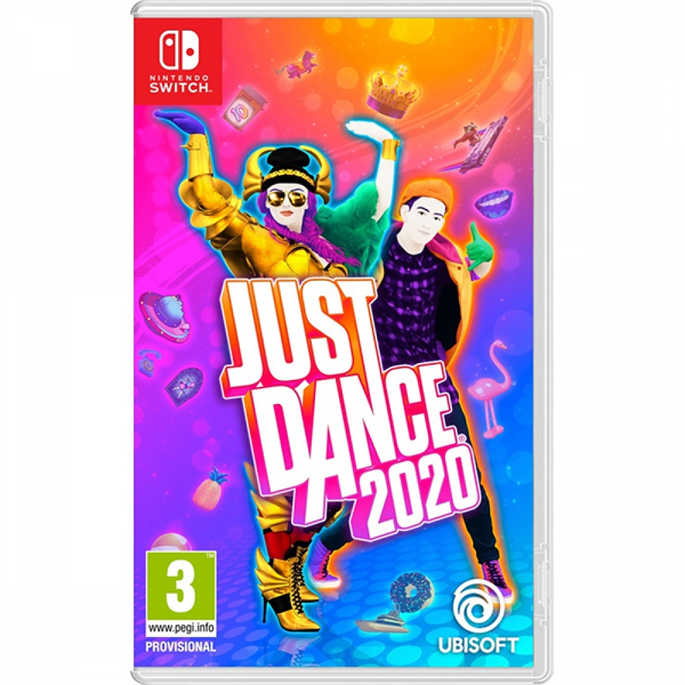 Joc Just Dance 2020 pentru Nintendo Switch imagine
