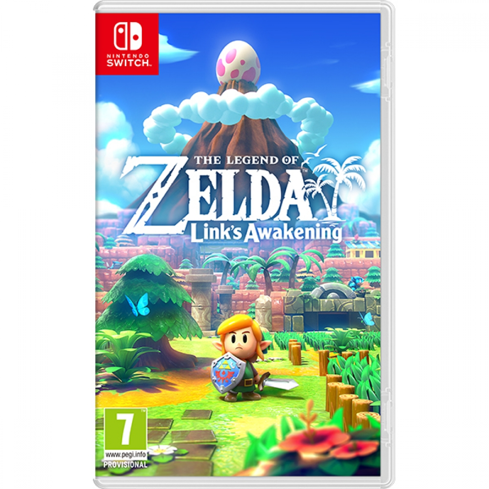 Joc The Legend Of Zelda Links Awakening pentru Nintendo Switch imagine