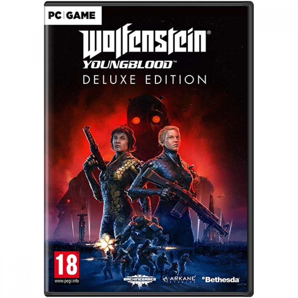 Joc Wolfenstein Youngblood Deluxe pentru PC imagine