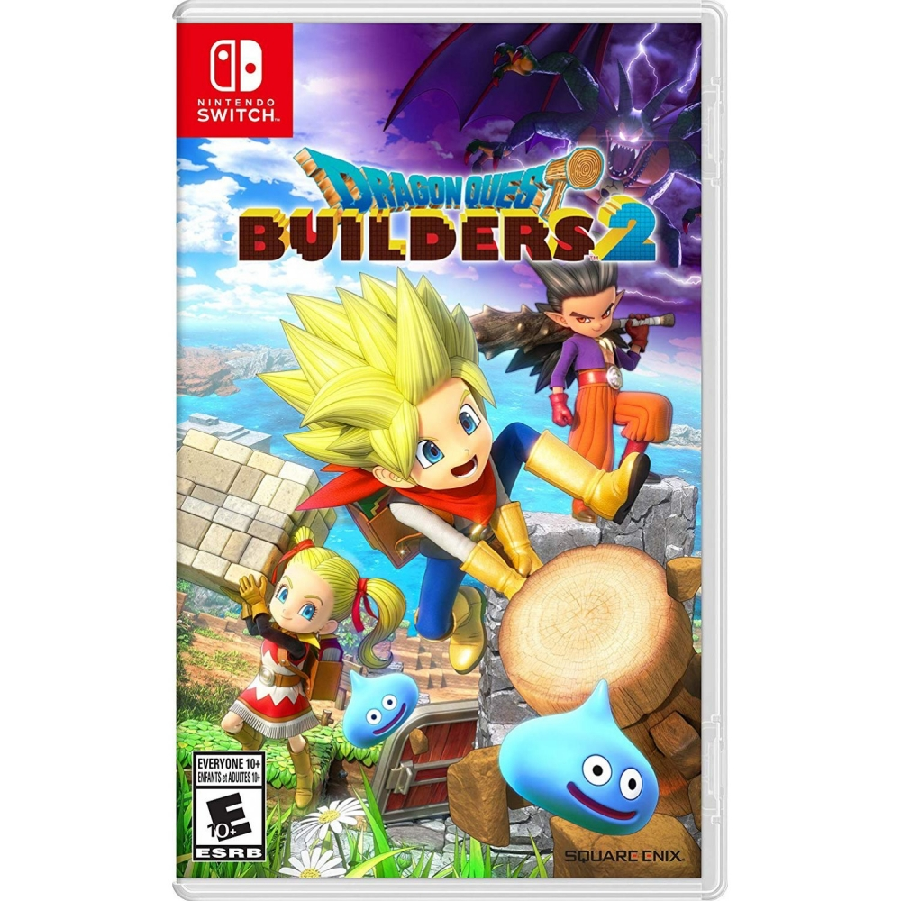 Joc Dragon Quest Builders 2 pentru Nintendo Switch imagine
