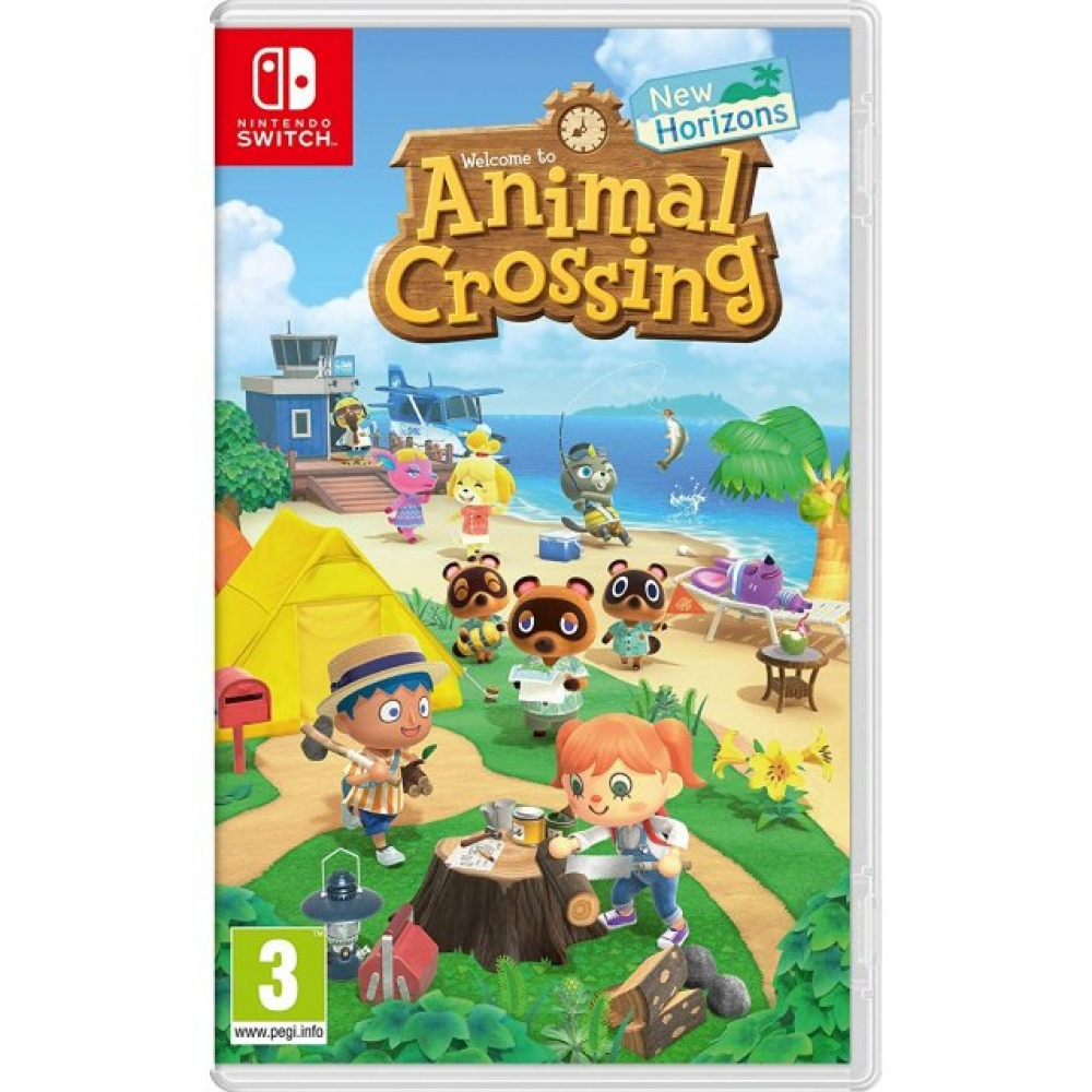Joc Animal Crossing New Horizons pentru Nintendo Switch imagine