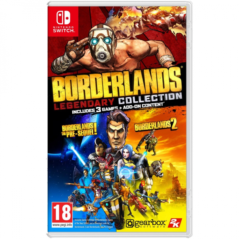 Joc Borderlands Legendary Collection pentru Nintendo Switch imagine