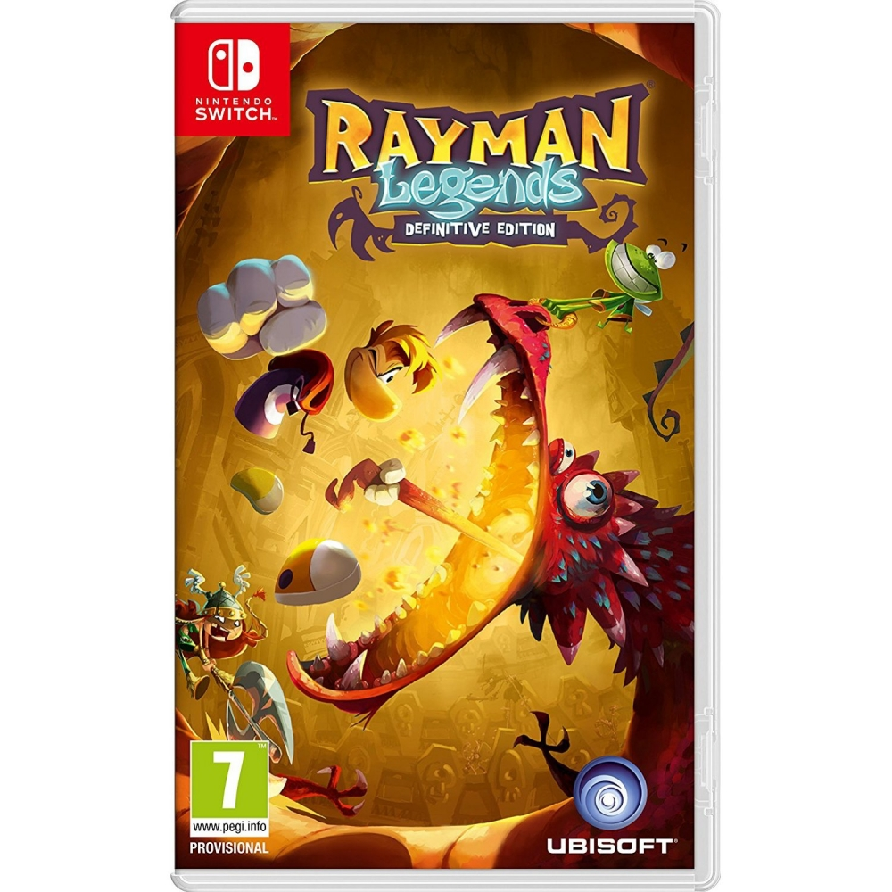 Joc Rayman Legends Definitive Edition pentru Nintendo Switch imagine