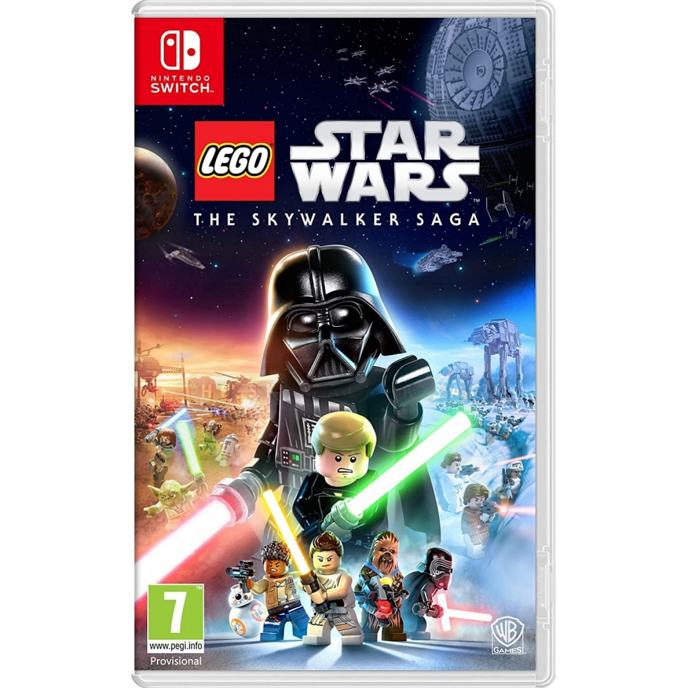 Joc Lego Star Wars The Skywalker Saga pentru Nintendo Switch imagine