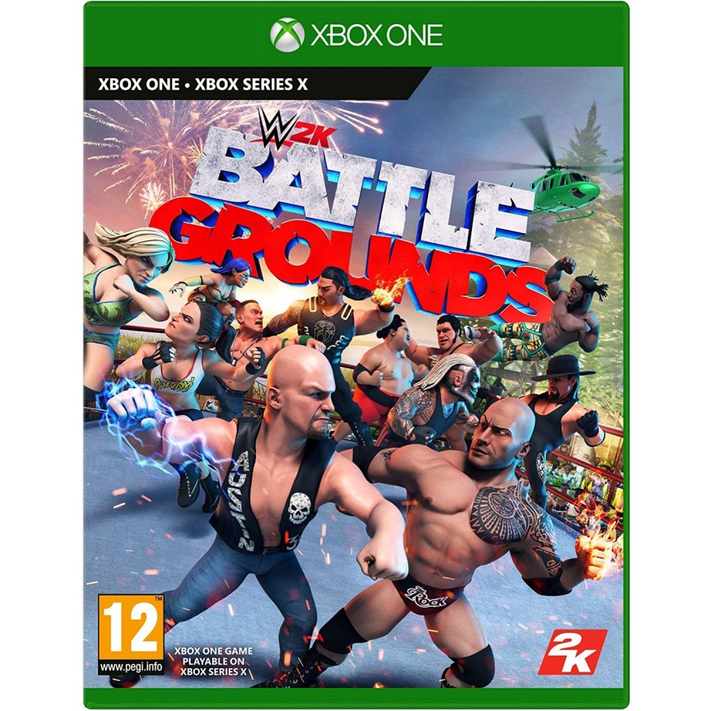 Joc WWE 2K Battlegrounds pentru Xbox One imagine