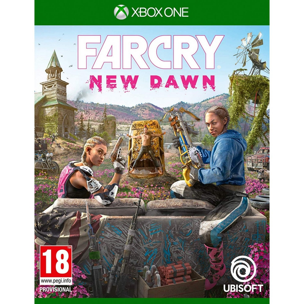 Joc Far Cry New Dawn pentru Xbox One imagine