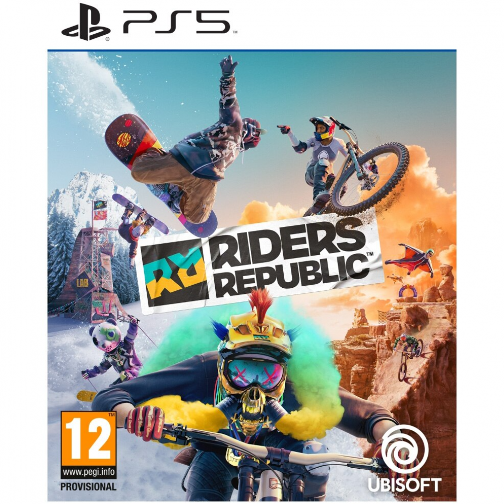 Joc Riders Republic pentru PlayStation 5 imagine
