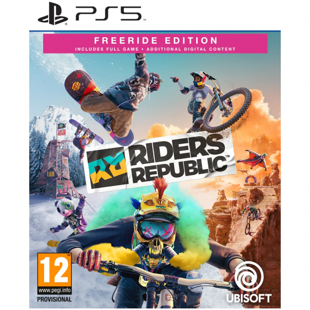 Joc Riders Republic Freeride Edition pentru PlayStation 5 imagine