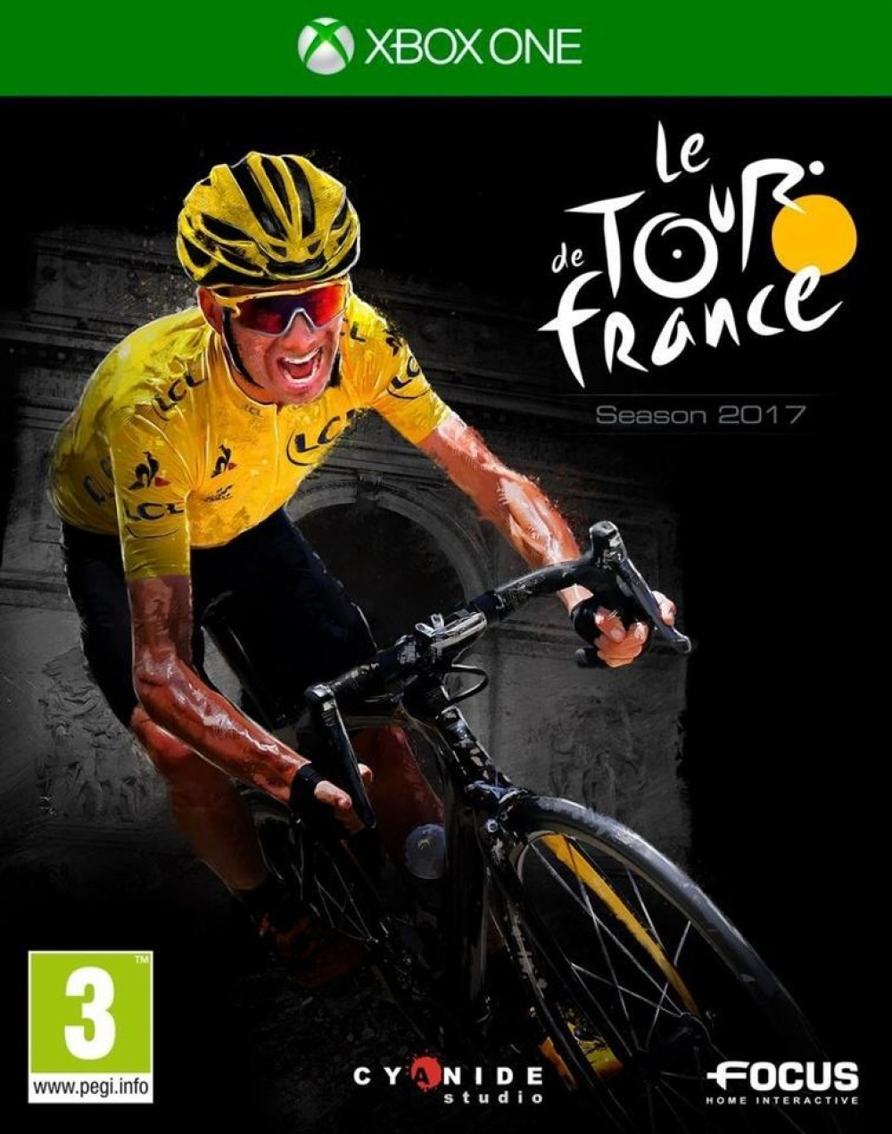 Joc Tour De France 2017 pentru Xbox One imagine