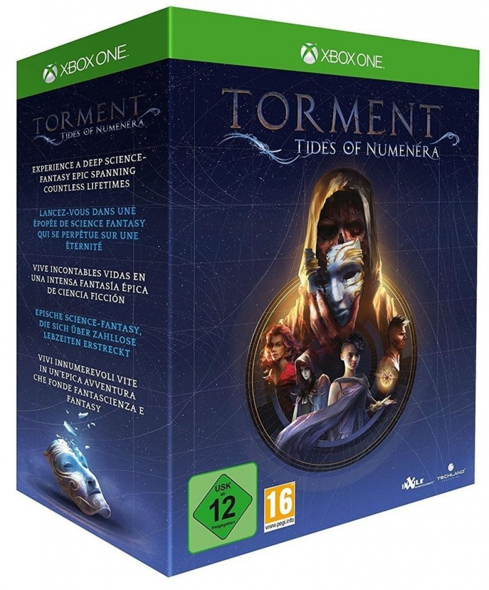 Joc Torment Tides Of Numenera Collectors Edition pentru Xbox One imagine