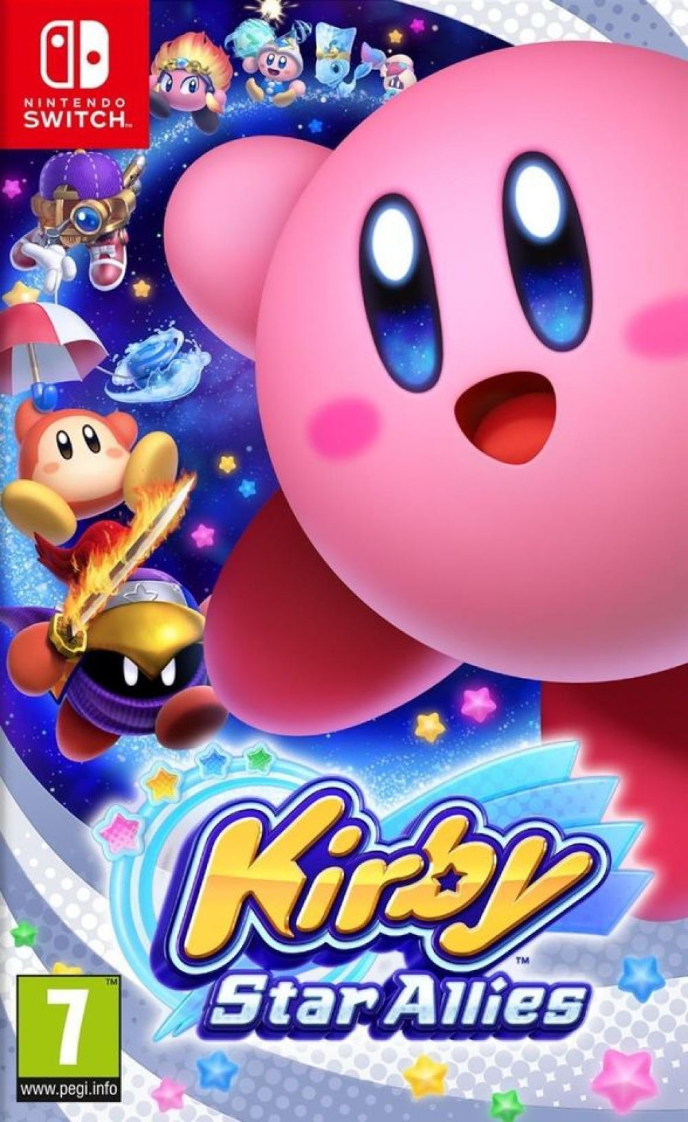 Joc Kirby Star Allies pentru Nintendo Switch imagine