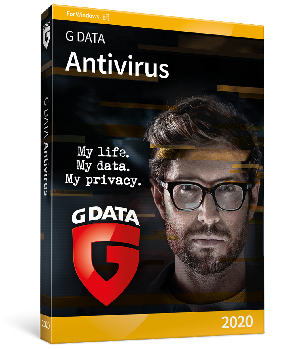 Antivirus G DATA 2020 pentru windows 12 luni 1 dispozitiv imagine