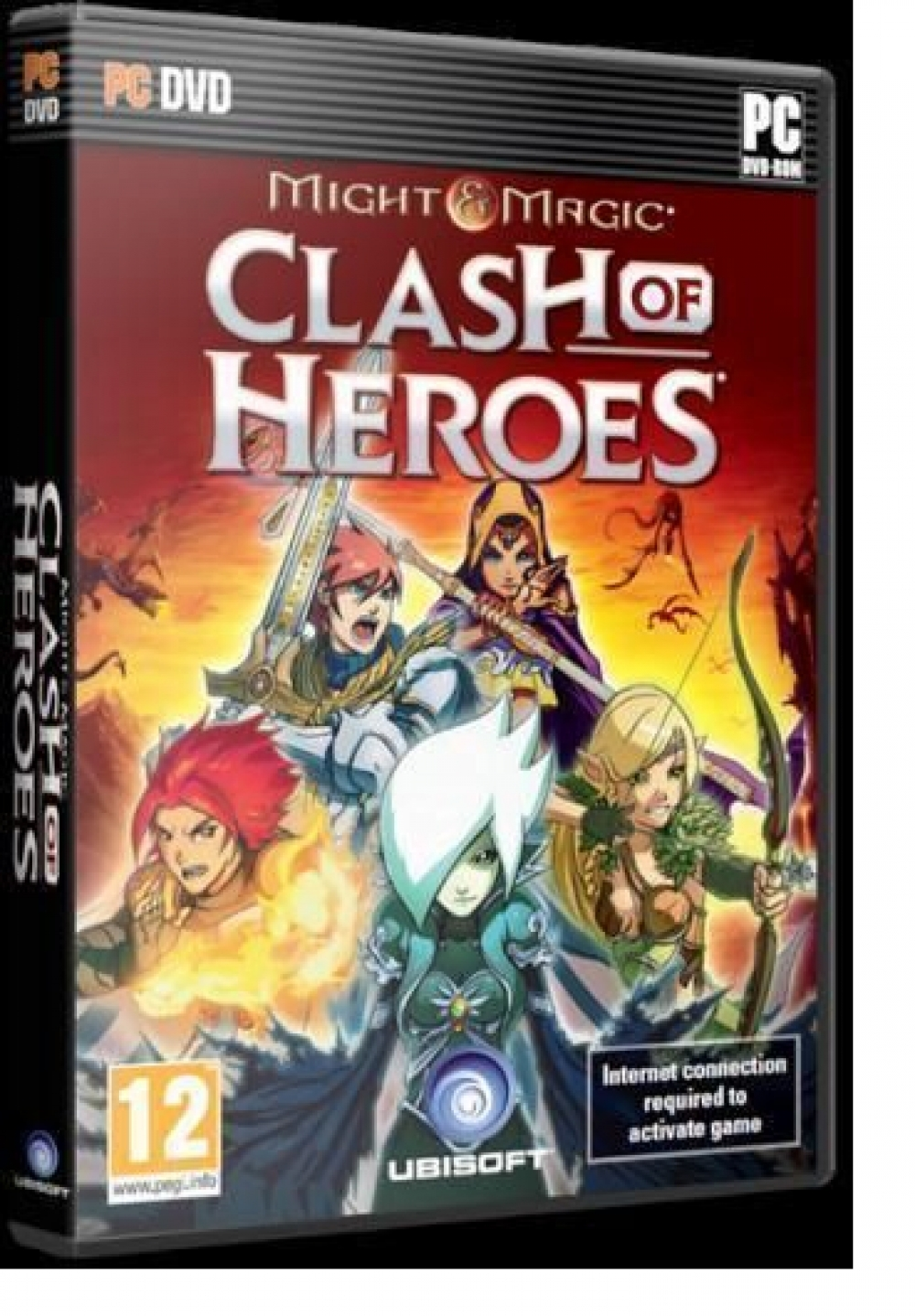 Joc Clash Of Heroes pentru PC imagine