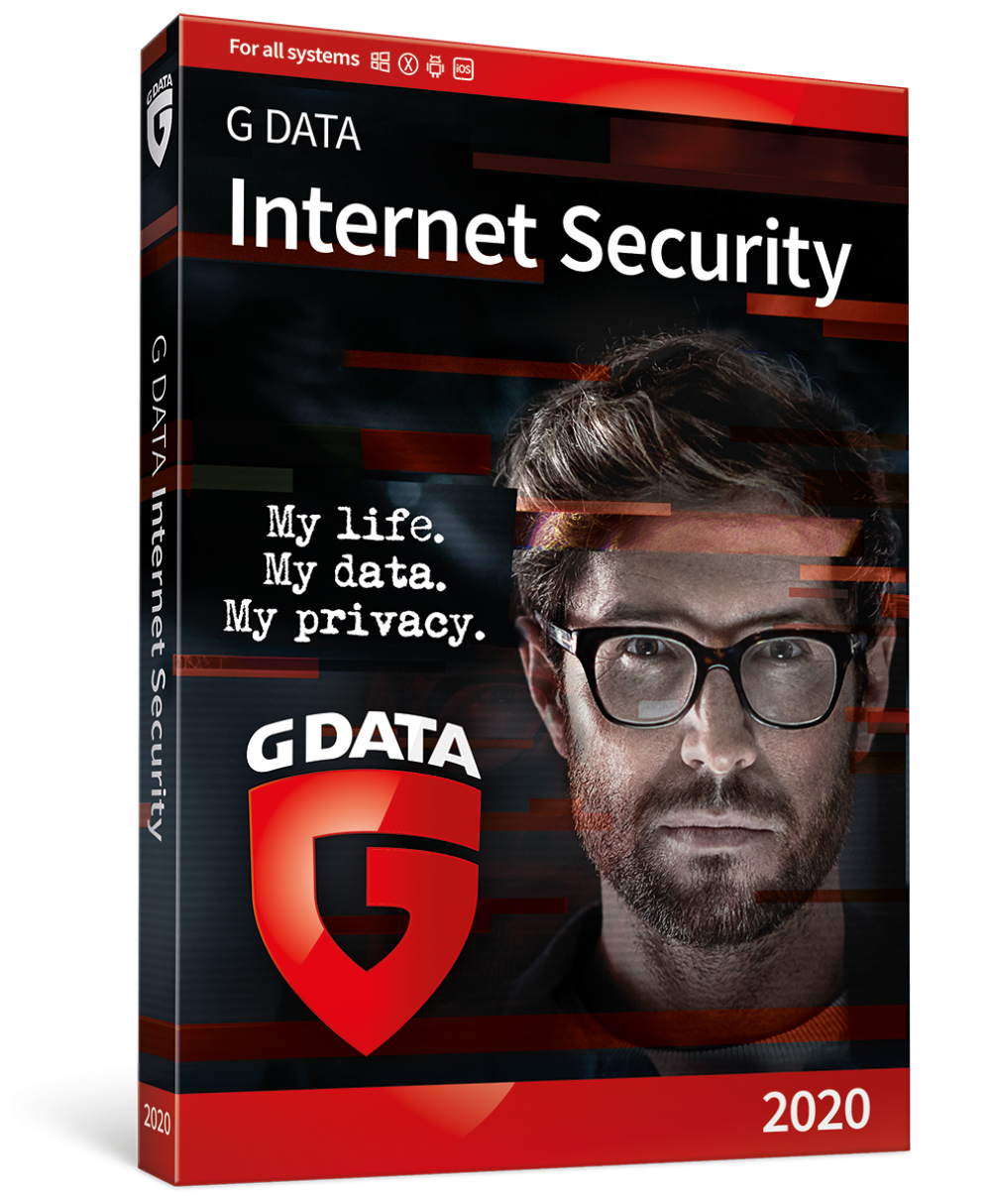Antivirus G DATA 2020 Internet Security Multidevice 24 luni 10 dispozitive imagine