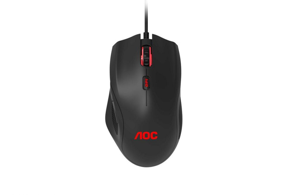 Mouse Gaming AOC GM200 4200dpi negru imagine
