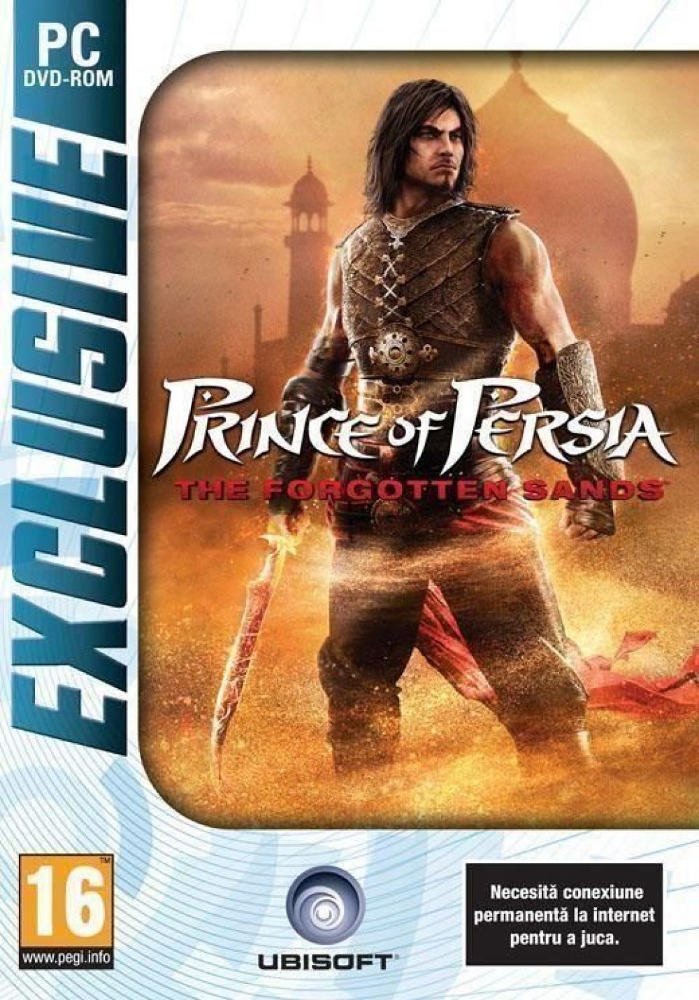 Joc Prince Of Persia The Forgotten Sands Exclusive pentru PC imagine