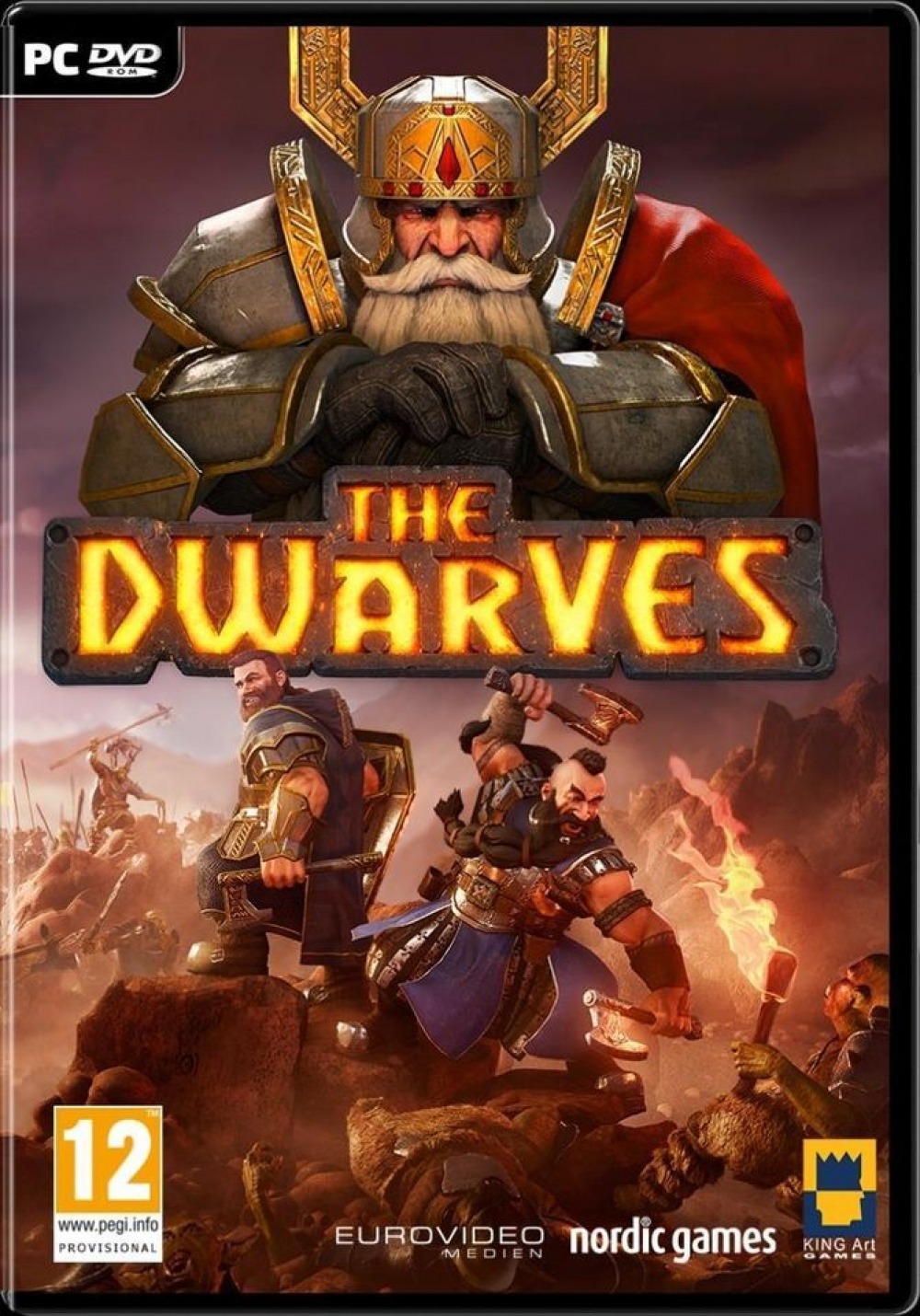 Joc The Dwarves pentru PC imagine