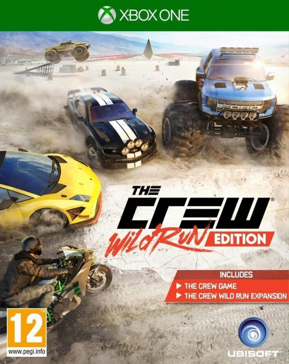 Joc The Crew Wild Run Edition Greatest Hits pentru Xbox One imagine