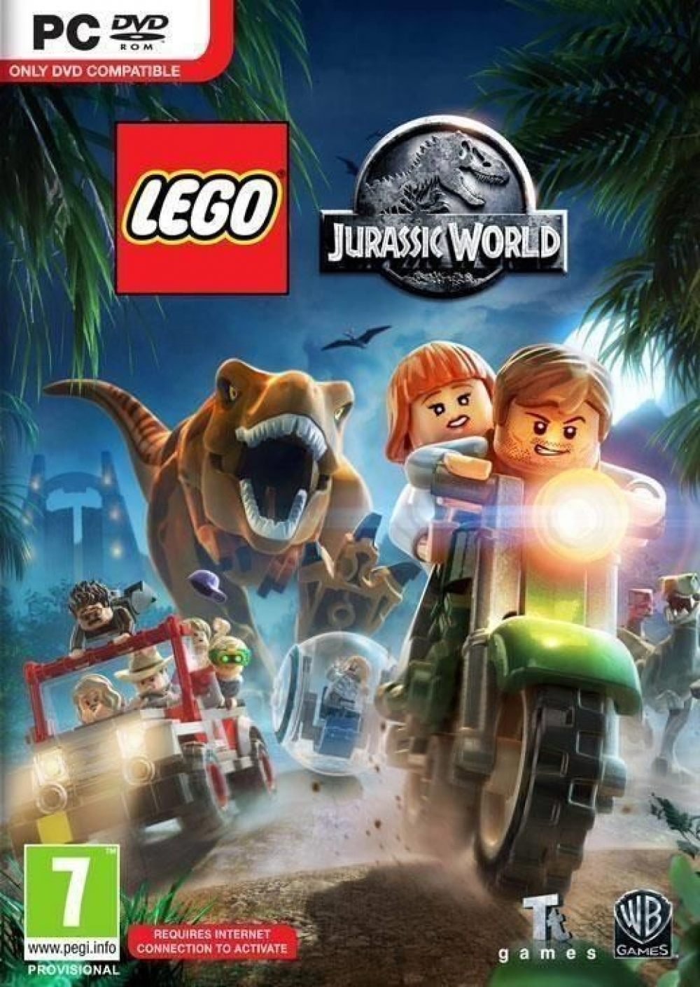 Joc Lego Jurassic World pentru PC imagine