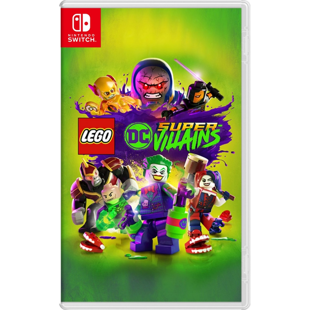Joc Lego Dc Supervillains pentru Nintendo Switch imagine