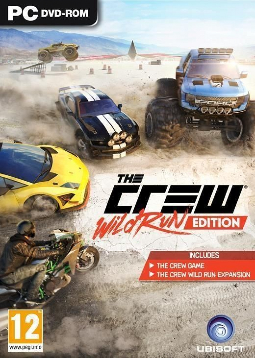 Joc The Crew Wild Run Edition pentru PC imagine
