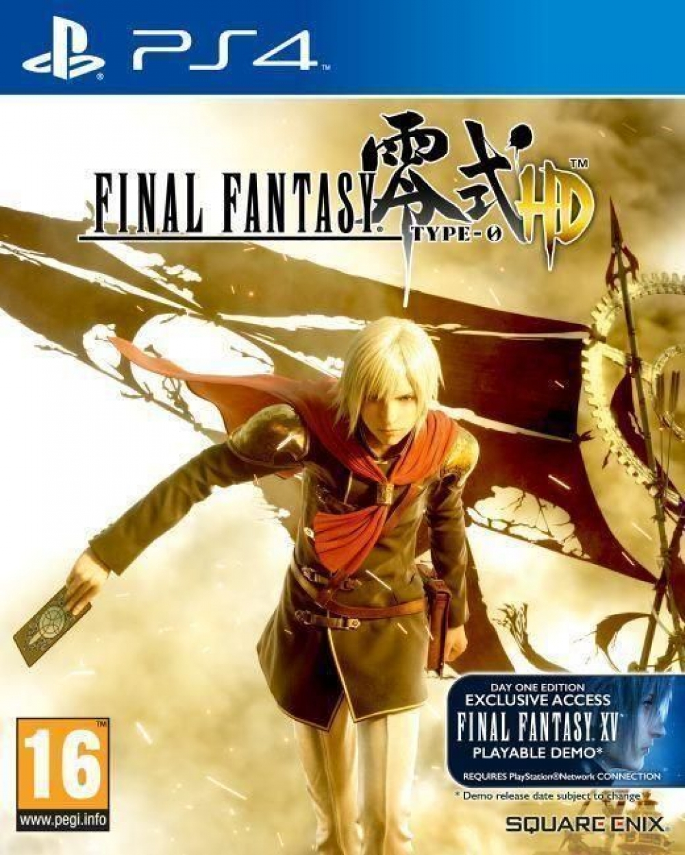 Joc Final Fantasy Type-0 HD pentru PlayStation 4 imagine