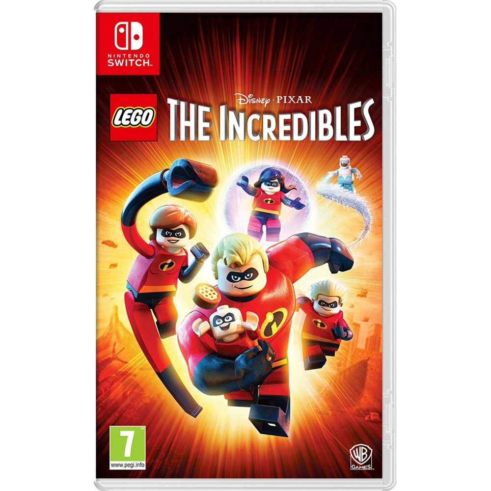 Joc Lego The Incredibles pentru Nintendo Switch