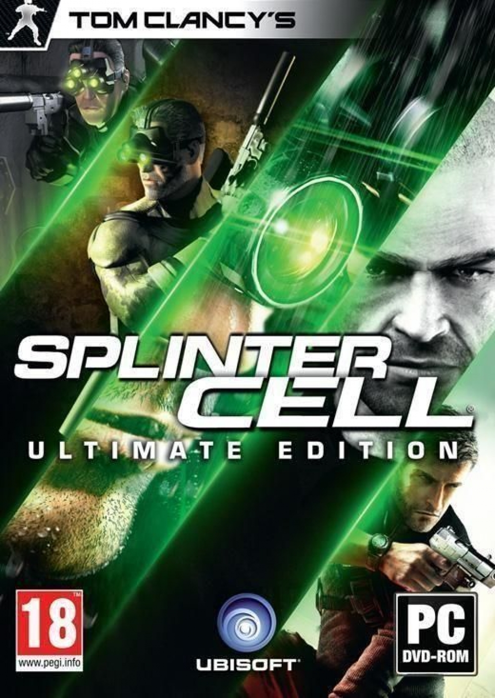 Joc Compilation Ultimate Splinter Cell pentru PC imagine