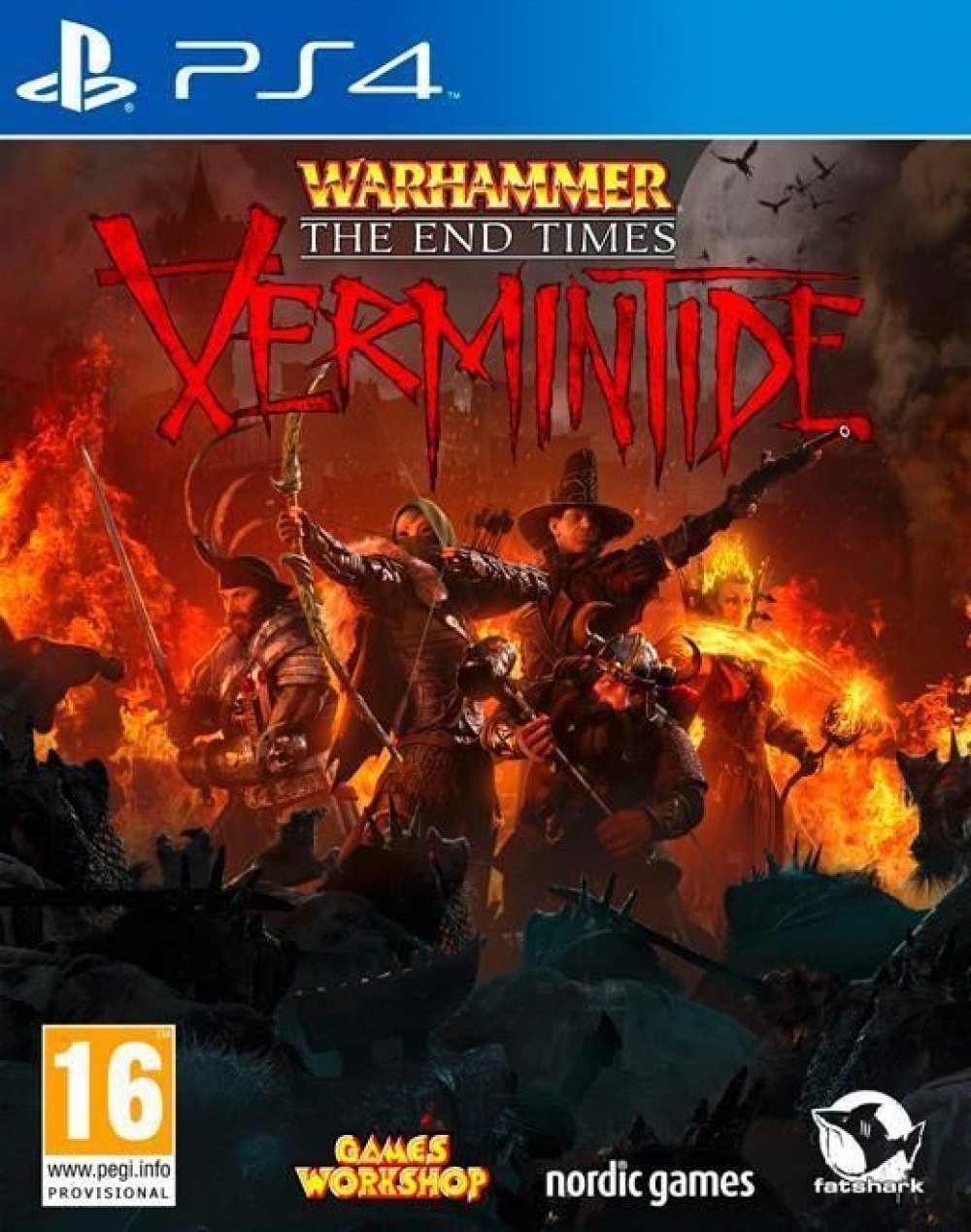 Joc Warhammer End Times Vermintide pentru PlayStation 4 imagine