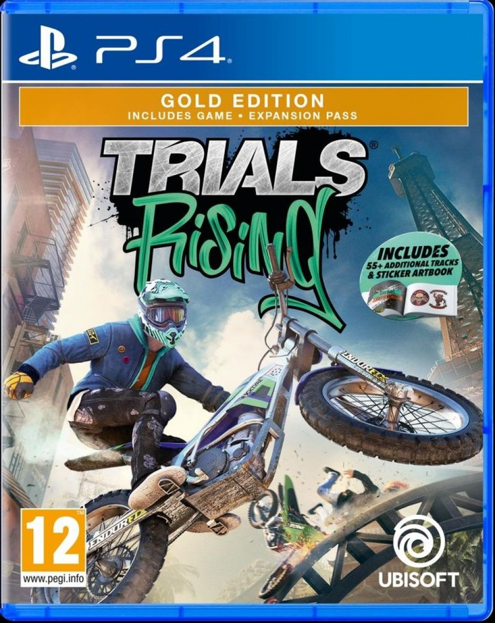 Joc Trials Rising Gold Edition pentru PlayStation 4 imagine