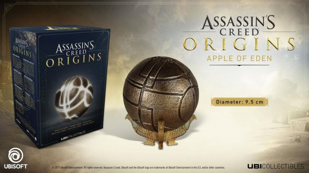 Figurina Assassins Creed Origins Apple Of Eden