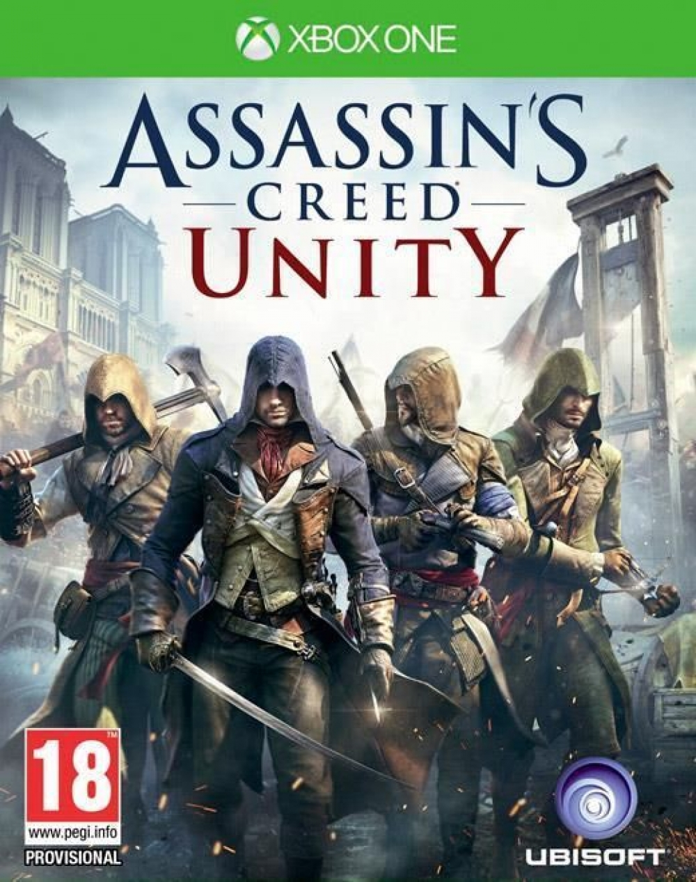 Joc Assassins Creed Unity Greatest Hits pentru Xbox One imagine